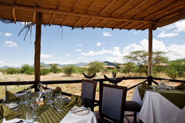 Sambur Sopa Lodge - Kichaka Tours and Travel Kenya