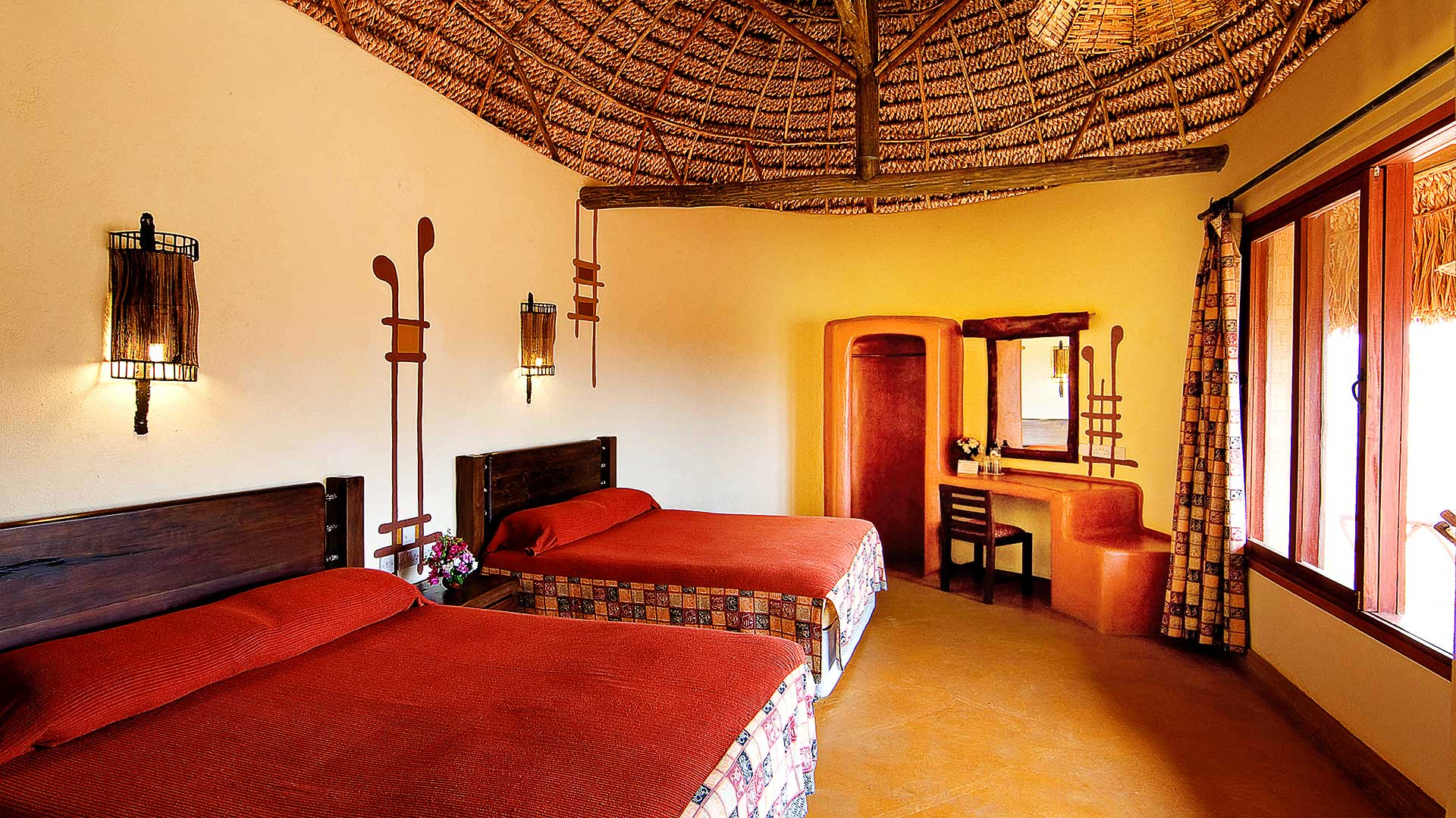 Samburu Sopa Lodge - Kichaka Tours and Travel Kenya
