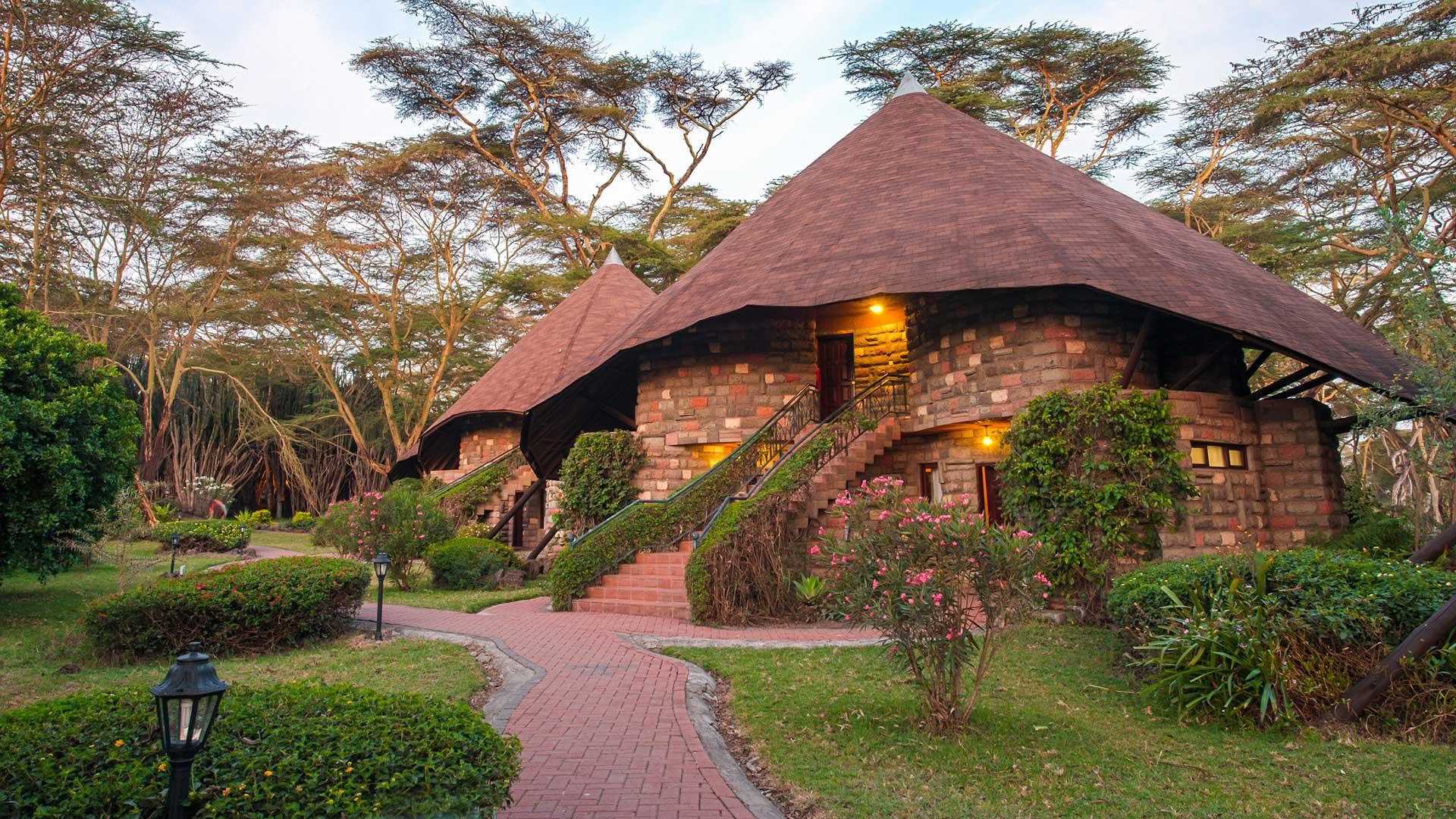 Lake Naivasha Sopa Resort - Kichaka Tours and Travel Kenya